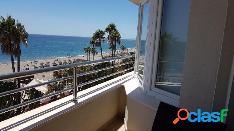 Precioso apartamento en 1ª línea de playa