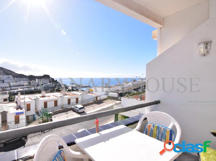 Privado estudio - apartamento en venta, con vistas al mar,