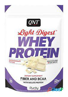 QNT Nutrition Light Digest Whey Protein 500 gr White