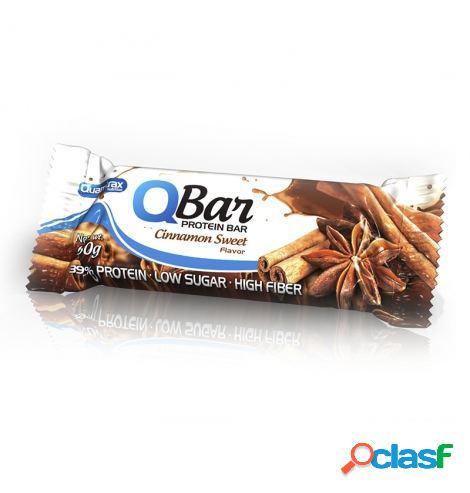 Quamtrax Nutrition Q Bar 12 x 60 gr Cinnamon