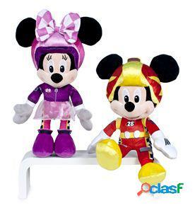 Quiron Mickey Y Los Super Pilotos Mickey & Minnie 20 cm