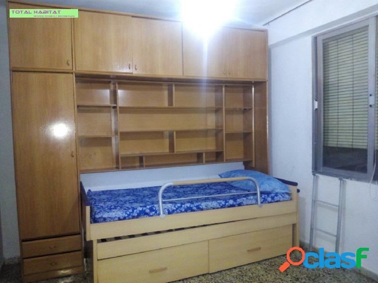 Ref: 0369 Se ALQUILA Piso ideal ESTUDIANTES 2 dormitorios y