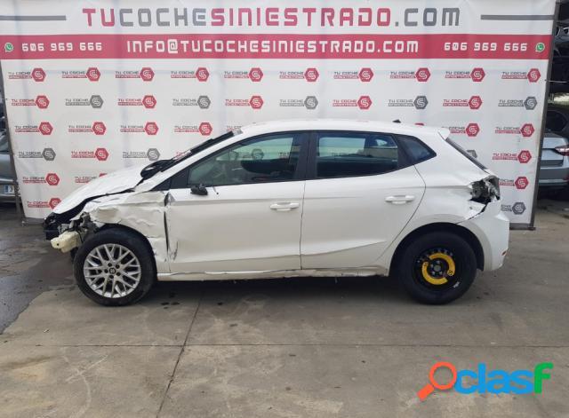 SEAT Ibiza gasolina en Villamuriel de Cerrato (Palencia)