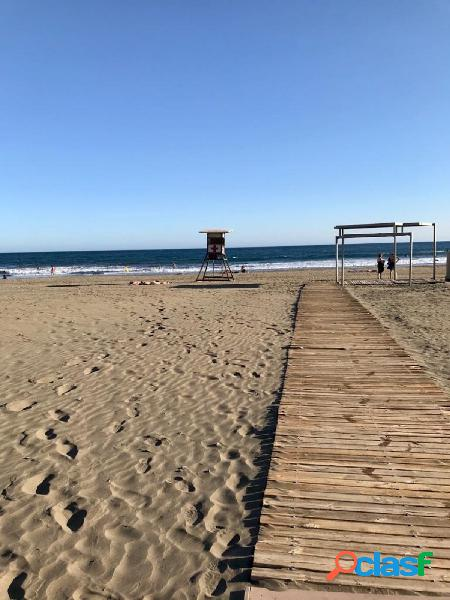 San Agustin, muy cerca de la playa