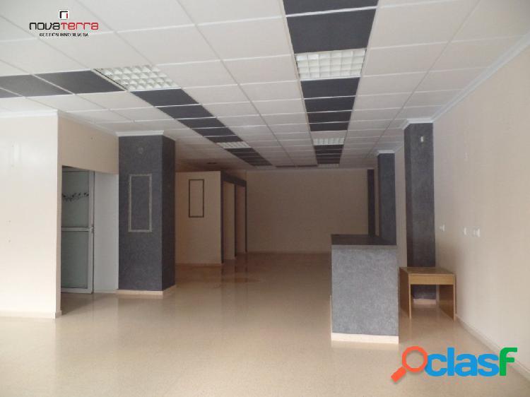 Se alquila local de 92 m2 en zona muy comercial de San