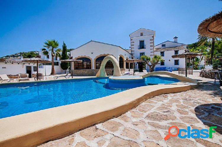 Se vende Villa en Moraira con