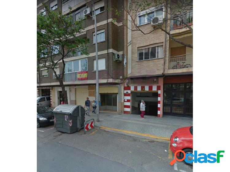 Se vende plaza de garaje en zona Saïdia