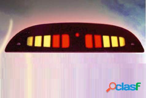 Sensor de Parking con display acustico y luminoso