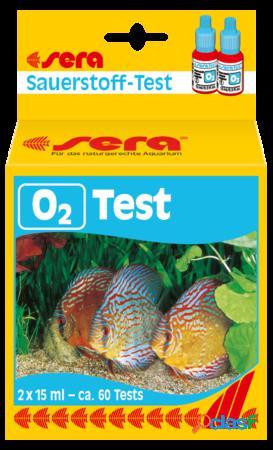 Sera Test de oxígeno O2