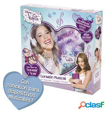 Simba Cojín Musical Violetta