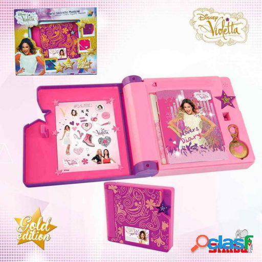 Simba Diario Secreto Musical Violetta
