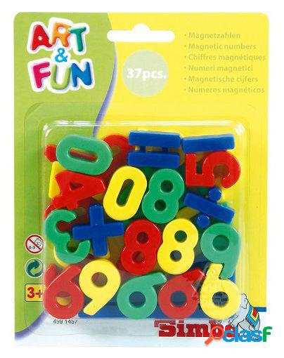 Simba Números Magnéticos Art&fun