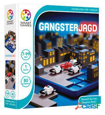 Smart Games Road block policias y ladrones