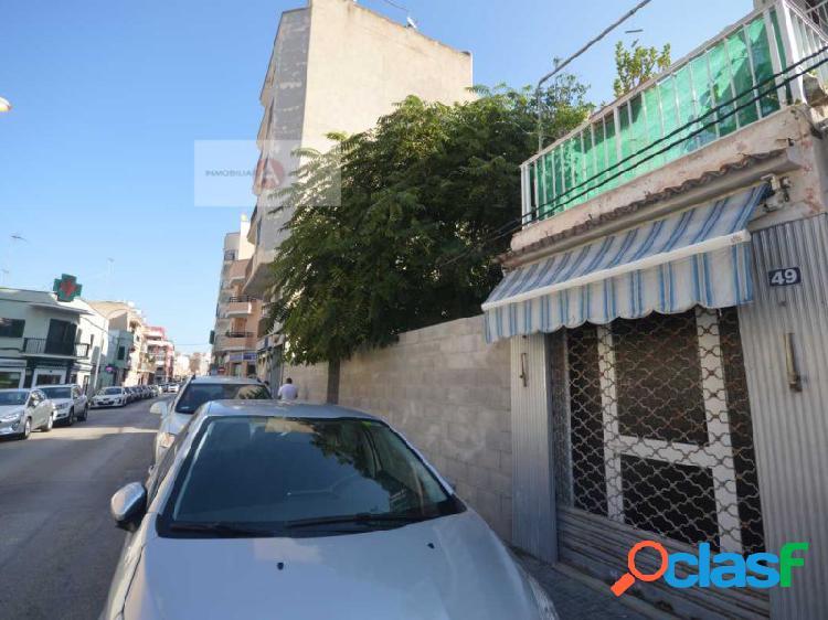 Solar urbanizable en el Arenal calle Cannes, con Proyecto