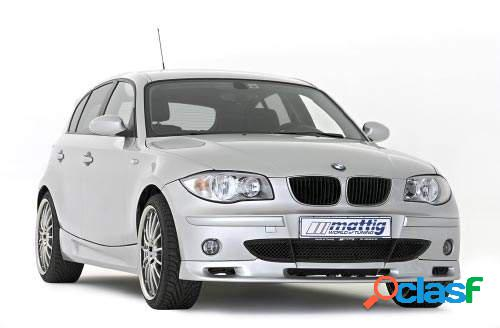 Spoiler parachoques delantero Sport para BMW Serie 1 E87