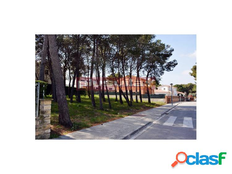 Terreno urbano en venta Banyeres del Penedes, Tarragona.