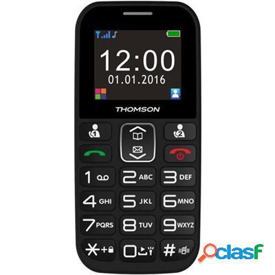 """Thomson Serea 49+ Telefono Movil 1. 8"""" Qvga Bt Negr,"""