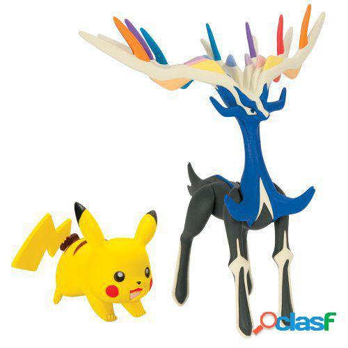 Tomy Pokemon Xy Legendaria & Picachu