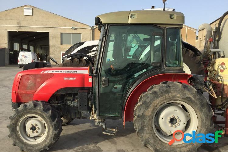 Tractor convencional massey ferguson 3435 f