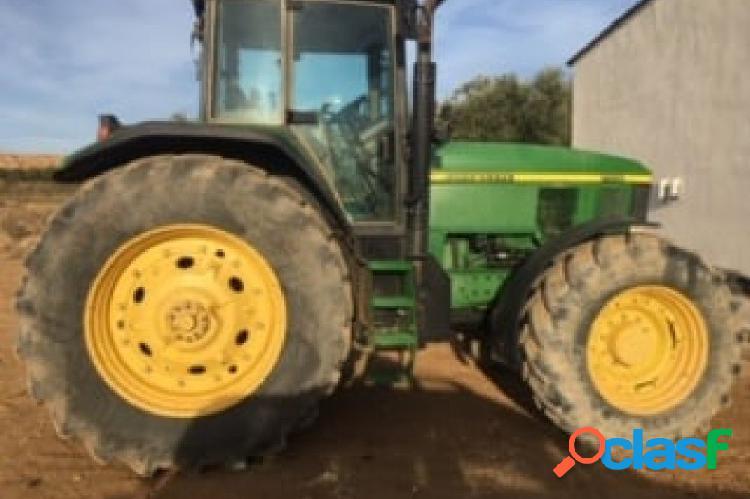 Tractor john deere 7710
