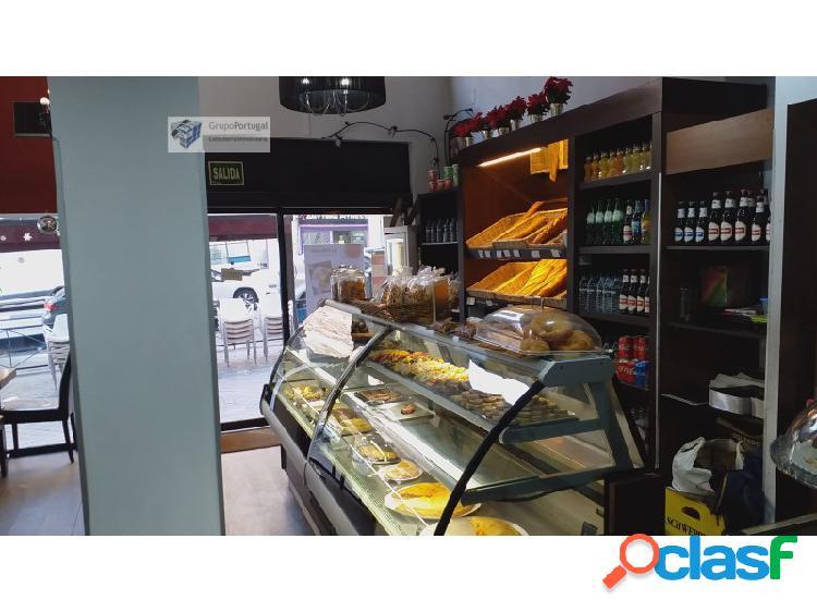 Traspaso Bar - Cafetería con Obrador en Delicias