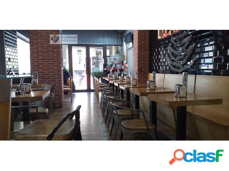 Traspaso Bar - Restaurante de 117 m² en Ríos Rosas