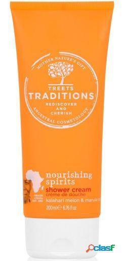 Treets Crema de Ducha Nourishing Spirits 200 ml 200 ml