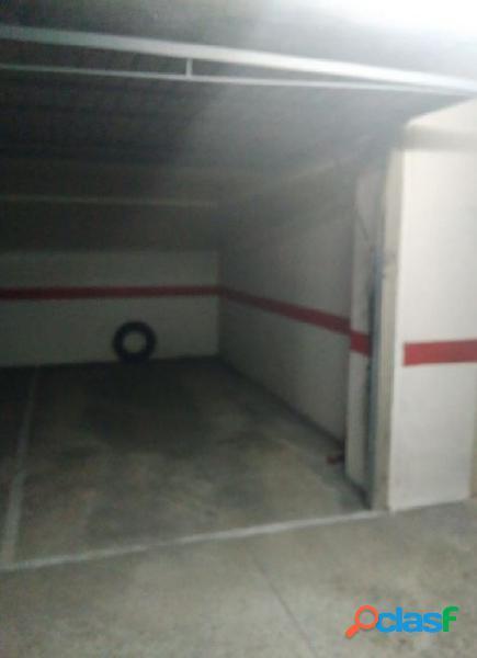 Urbis te ofrece una estupenda plaza de garaje en zona