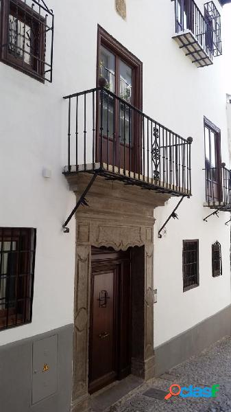 Venta de edificio en Granada (Zona Albaycín) totalmente