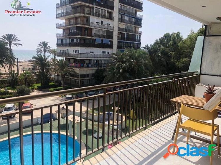 Vivienda en Playa San Juan, 3 hab y 2 baños, con parking y