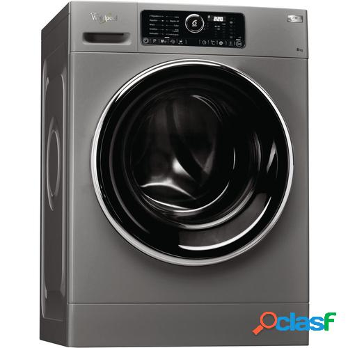 Whirlpool FSCR80422S lavadora Independiente Carga frontal