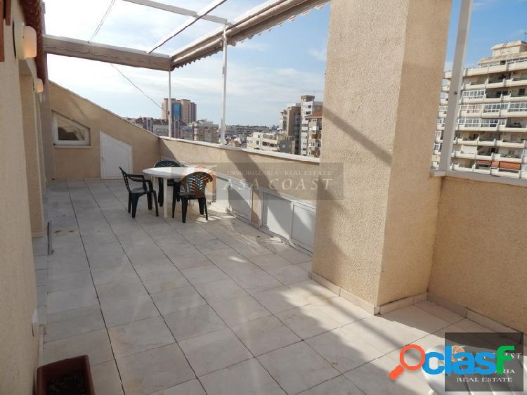Ático en venta en la zona de Los Boliches, Fuengirola