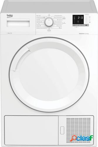 Beko DHS 8312 PA0 secadora Independiente Carga frontal