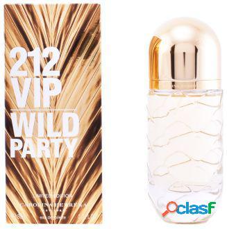 Carolina Herrera Eau de Toilette 212 Vip Wild Party 80 ml 80