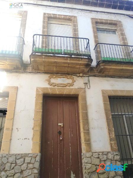 Casa en pleno centro de Jerez
