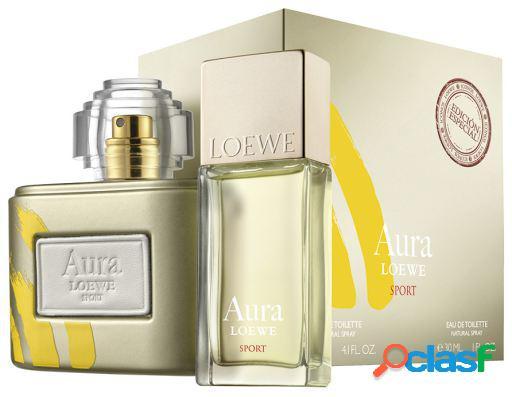 Loewe Aura Sport Pack 2 Piezas