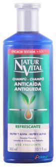 Naturaleza y Vida Champú Anticaida Refrescante 300 ml 300