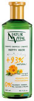 Naturaleza y Vida Champú Happy Hair Hidratacion 300 ml 300