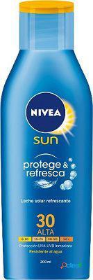 Nivea Sun Leche Protege y Refresca SPF 30 200 ml Alta SPF 30