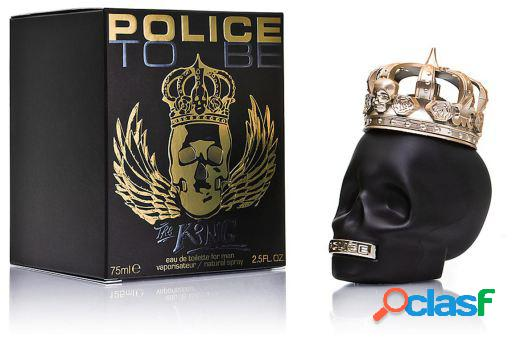Police To Be The King Eau De Toilette 40 ml