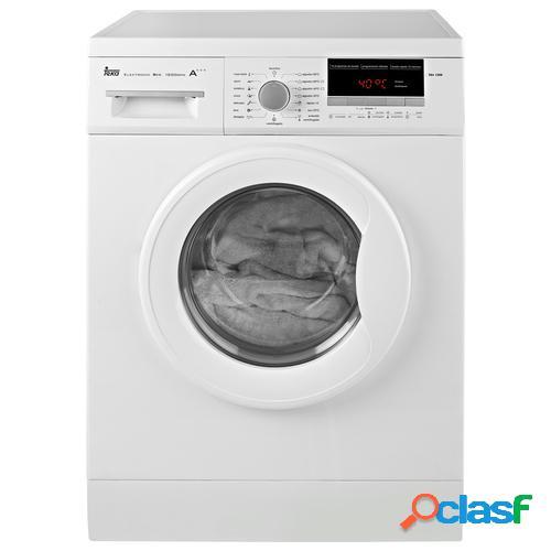 Teka TK4 1280 lavadora Independiente Carga frontal Blanco 8