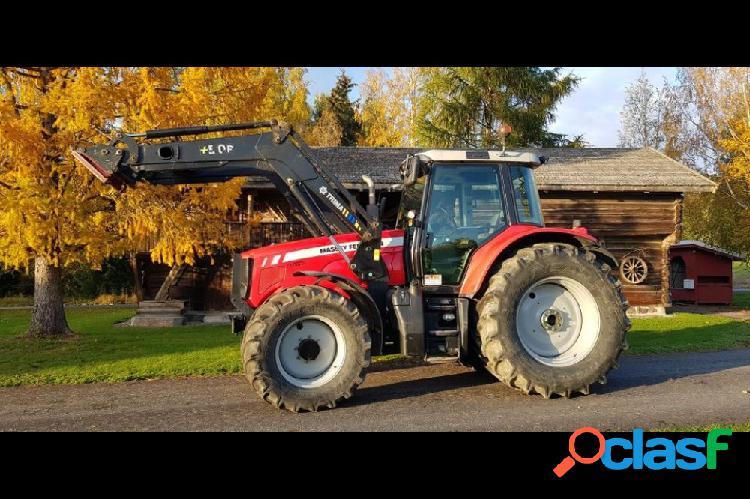 Tractor agrícola massey ferguson 6475