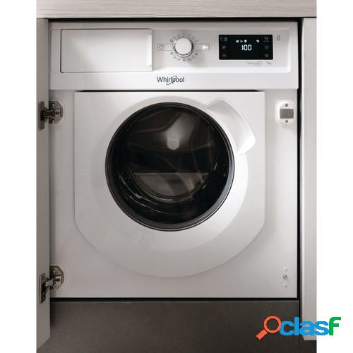 Whirlpool BI WMWG 71284E EU lavadora Integrado Carga frontal