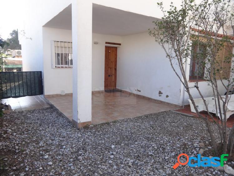 Apartamento 2 habitaciones con jardín en Calafat