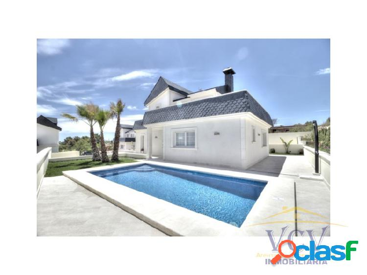 CHALET INDEPENDIENTE EN POLOP ALICANTE!!!!