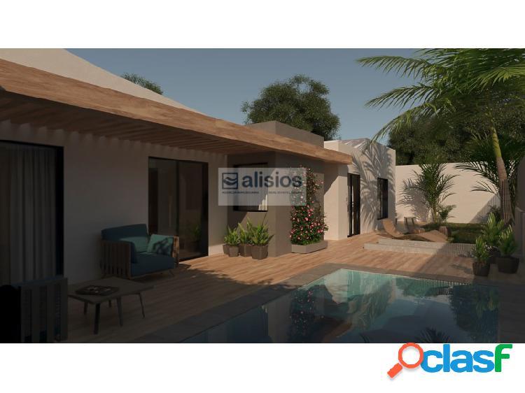 Chalet con piscina privada en Palm Mar, 250 m del mar