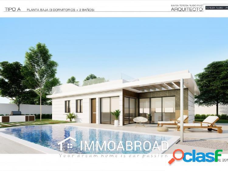 Chalet en venta en Jumilla con 3 dormitorios y 2 baños