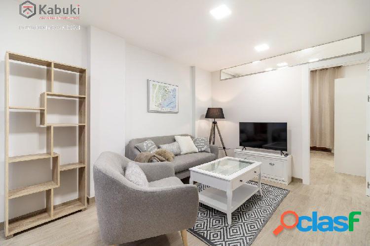 Estupendo apartamento recién reformado en San Juan de