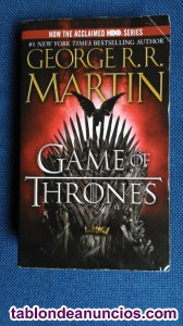 Game of thrones, book one