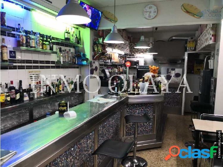 Traspaso Bar Cafetería C3 en Eixample Izquierdo
